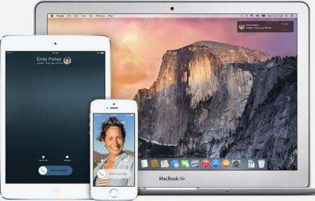 os x 10.0 yosemite and ios 8 continuity
