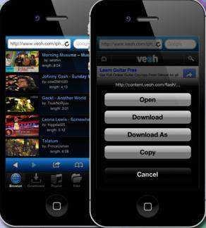 free music downloader iphone