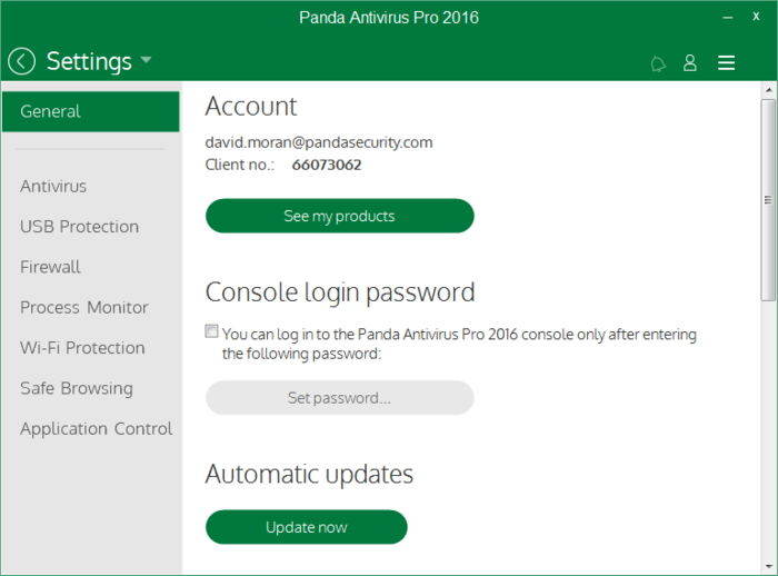 panda antivirus 2016 pro activation code